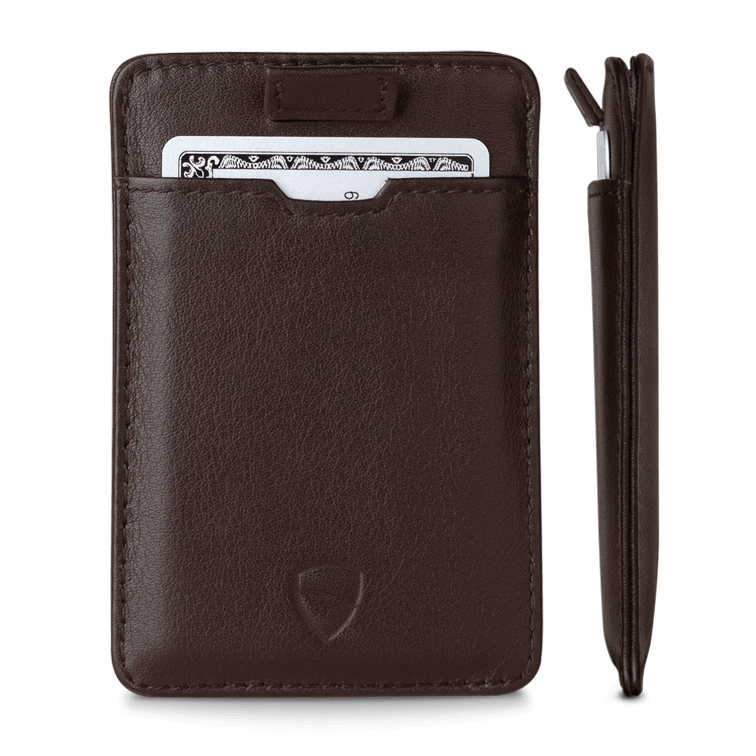 Wallet strap png. Front pocket with rfid