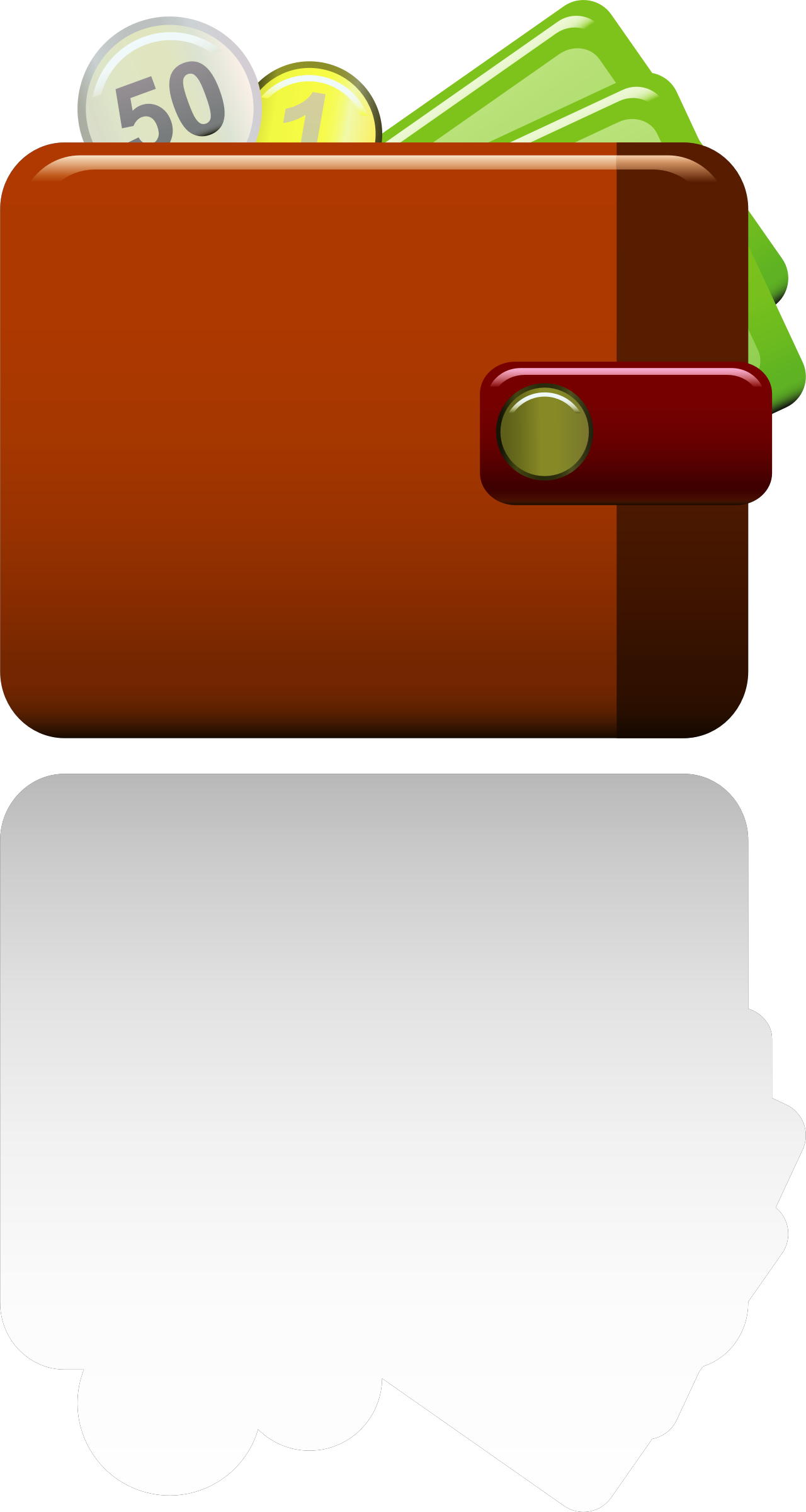 Wallet vector png. Icons free and downloads