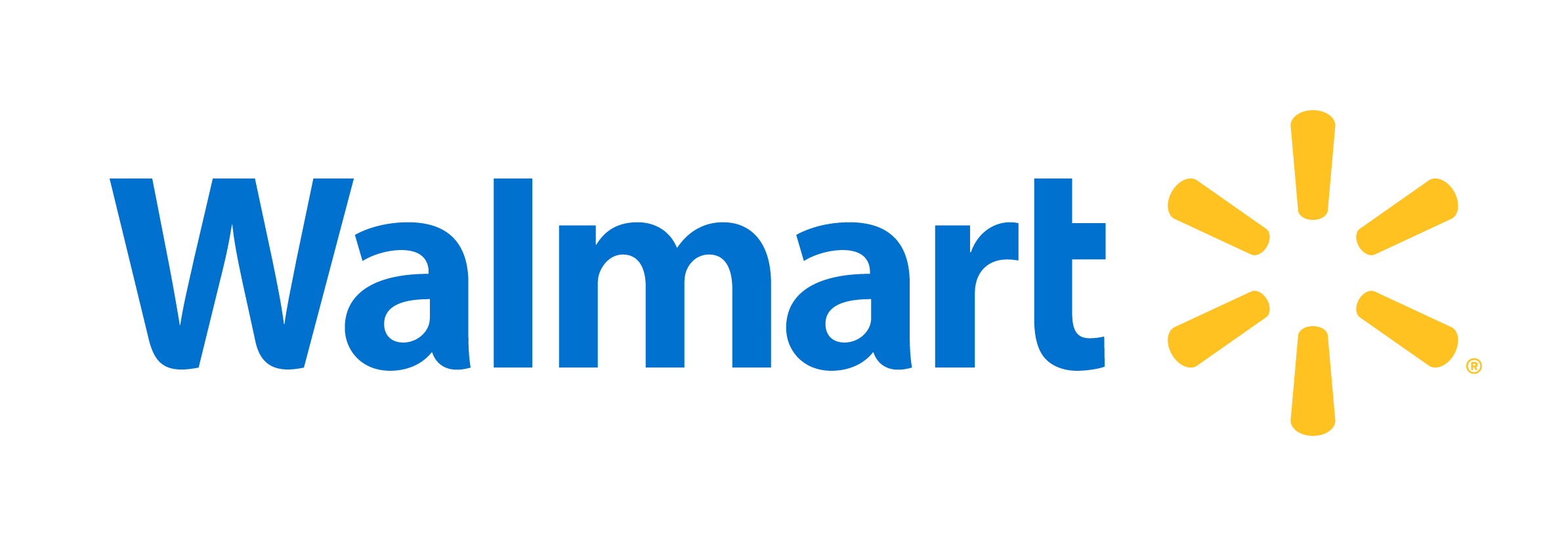 Walmart drawing store. In tv wall advertising
