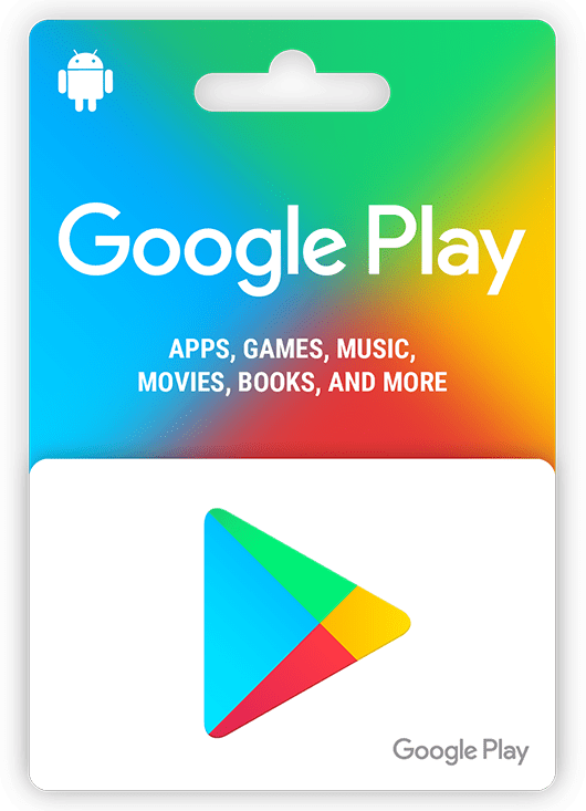 Walmart gift card clipart png. Google play cards find