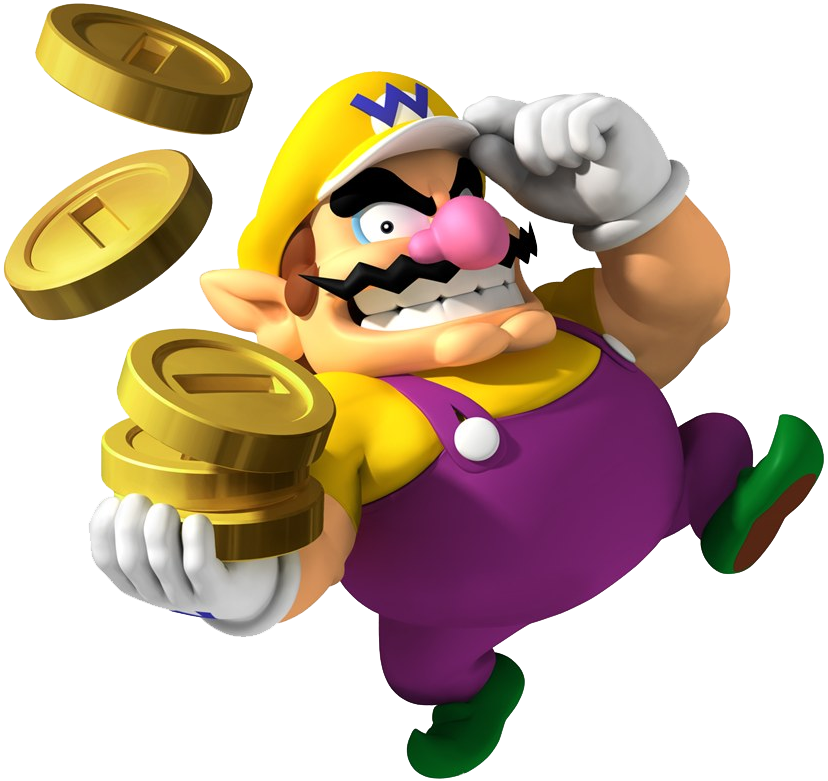 Mario party png. Wario nintendo fandom powered
