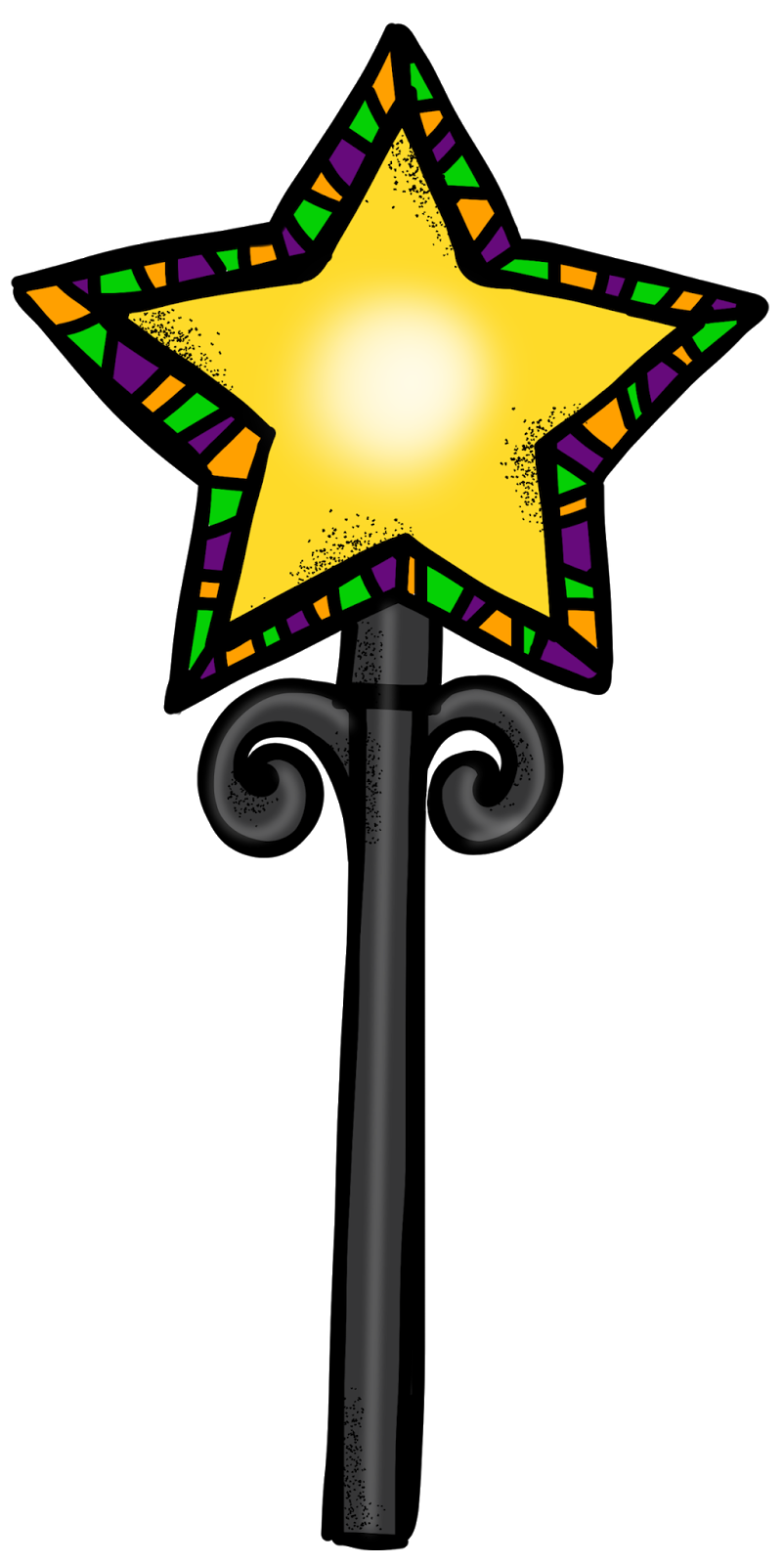 Wand clipart. Candy contest update and