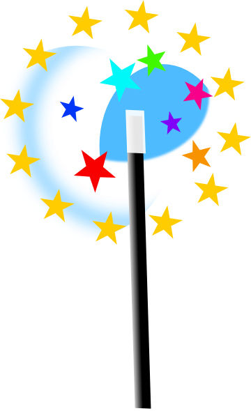 Wand clipart magic hand. Free png download clip