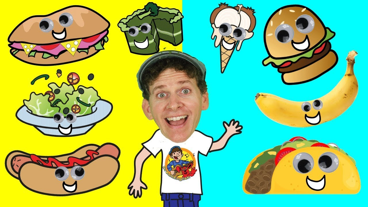 Want clipart basic food. What do you to