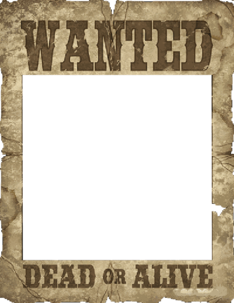 Wanted transparent dead or alive. Psd official psds share