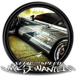 Wanted transparent icon. Need for speed most