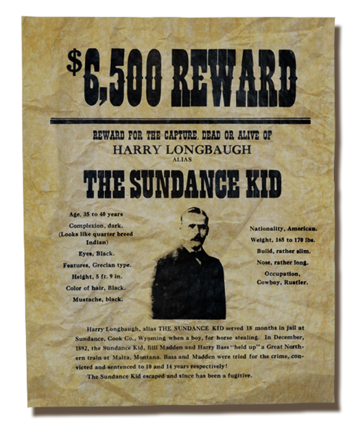Wanted transparent kid. The sundance poster x