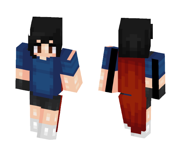 Wanted transparent minecraft. Download the kid who