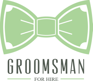 Wanted transparent rent. Groomsman for hire
