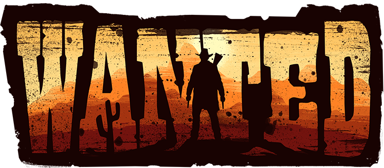 Wanted transparent wild west. The battle royale game
