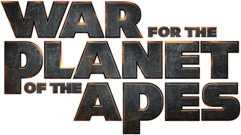 War for the planet of the apes logo png. Xagon speaks movie review