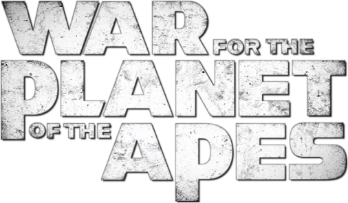 War for the planet of the apes logo png. Image rise logopng