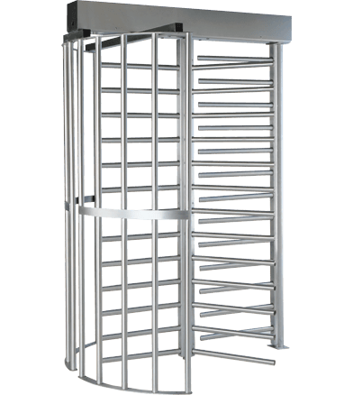 Wardrobe drawing full height. Hs series turnstile single