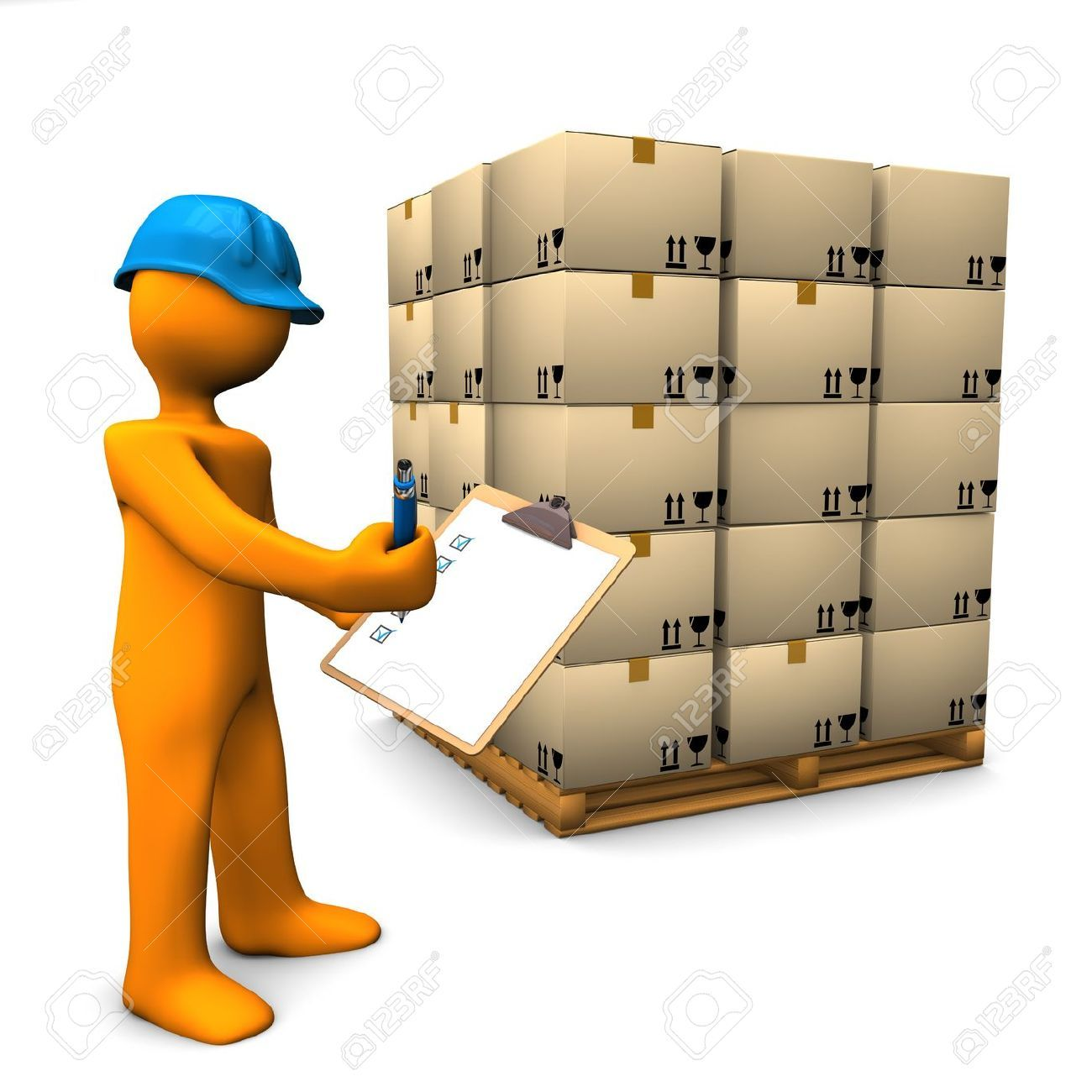 warehouse clipart inventory