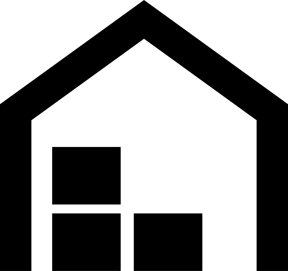 Warehouse vector svg. Png icon free download
