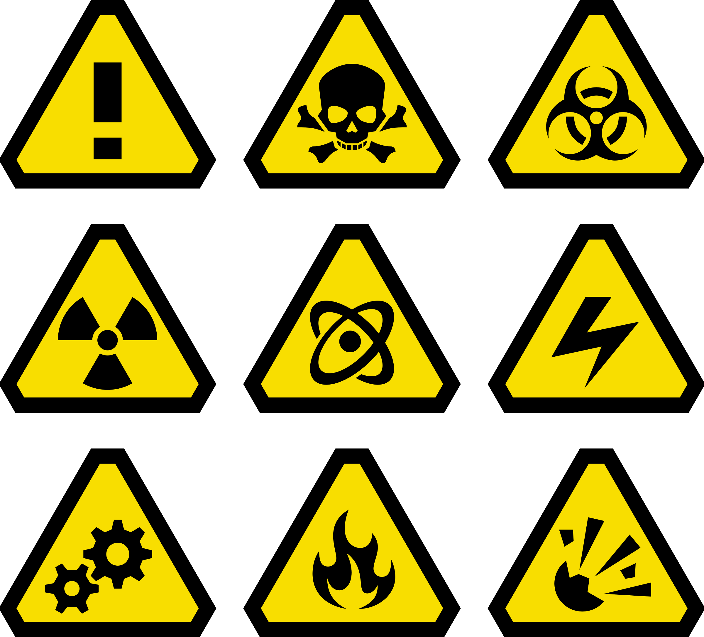 Warning clipart symptom. Sign pictures clip art