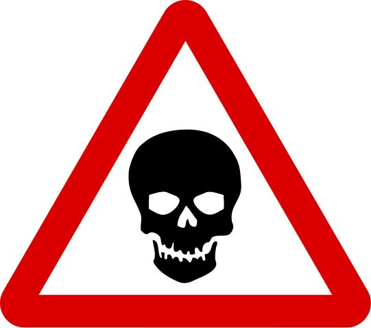 Warning clipart trust issue. Best signs collection