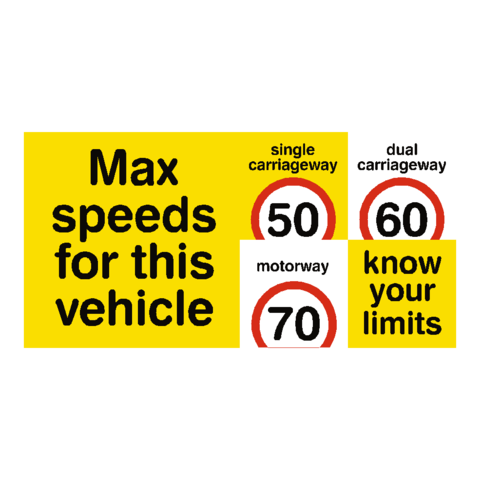 Warning labels pke meter png high def. Speed limit stickers for