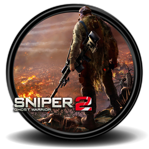 Warrior 2 png. Sniper ghost icon by
