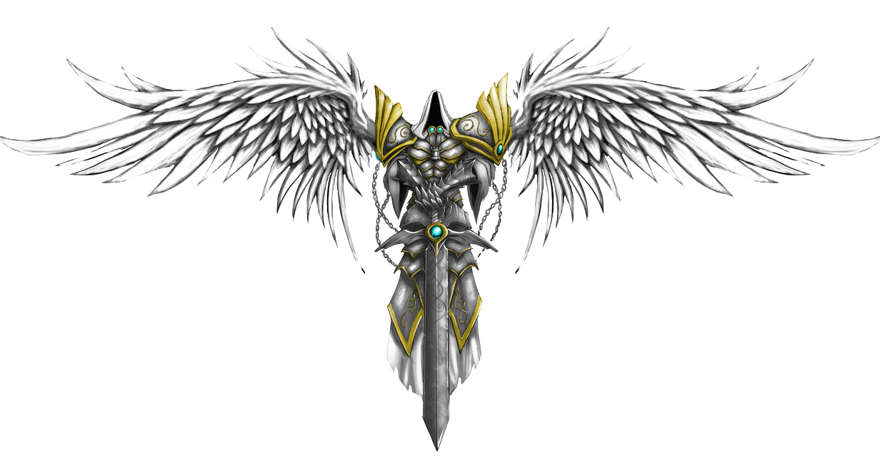 Warrior angel png. File pinterest