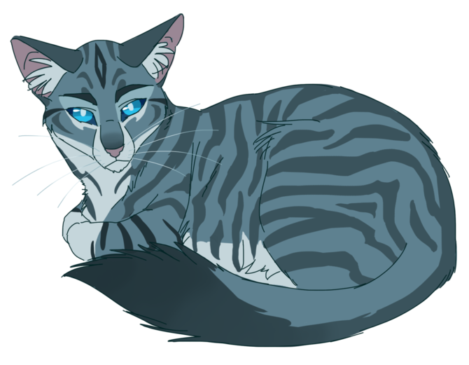 Warrior cats png. How to make a