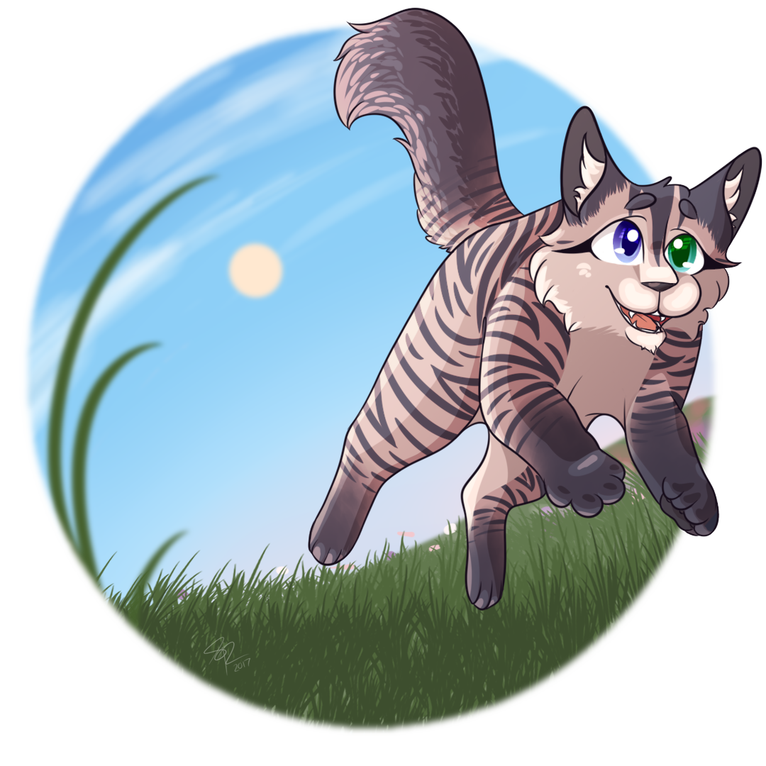 Warrior cats png. Lynxy s challenge keep