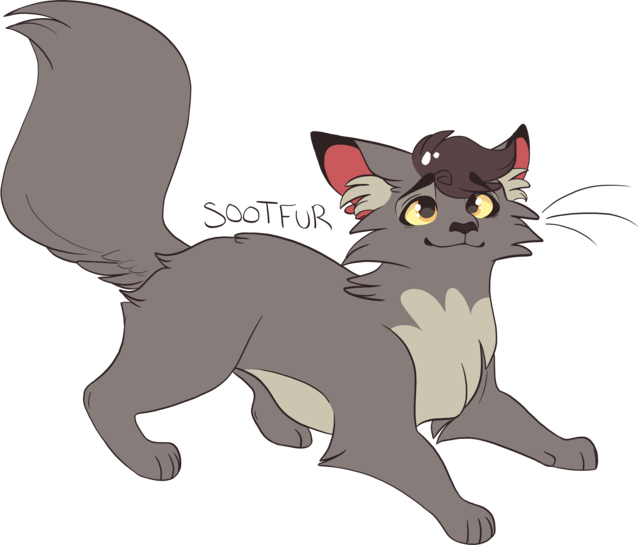 Warrior cat png. Pin by ana tares
