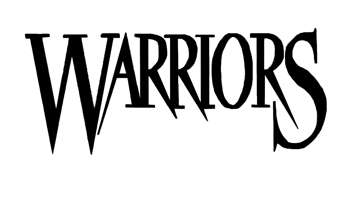Warrior cats logo png. Into the wild of