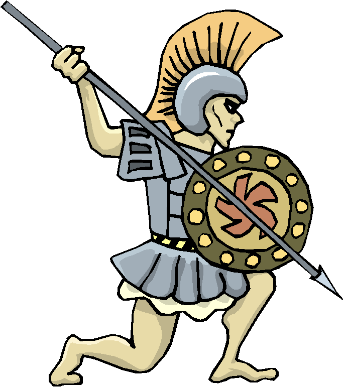 Warrior clipart jpg freeuse