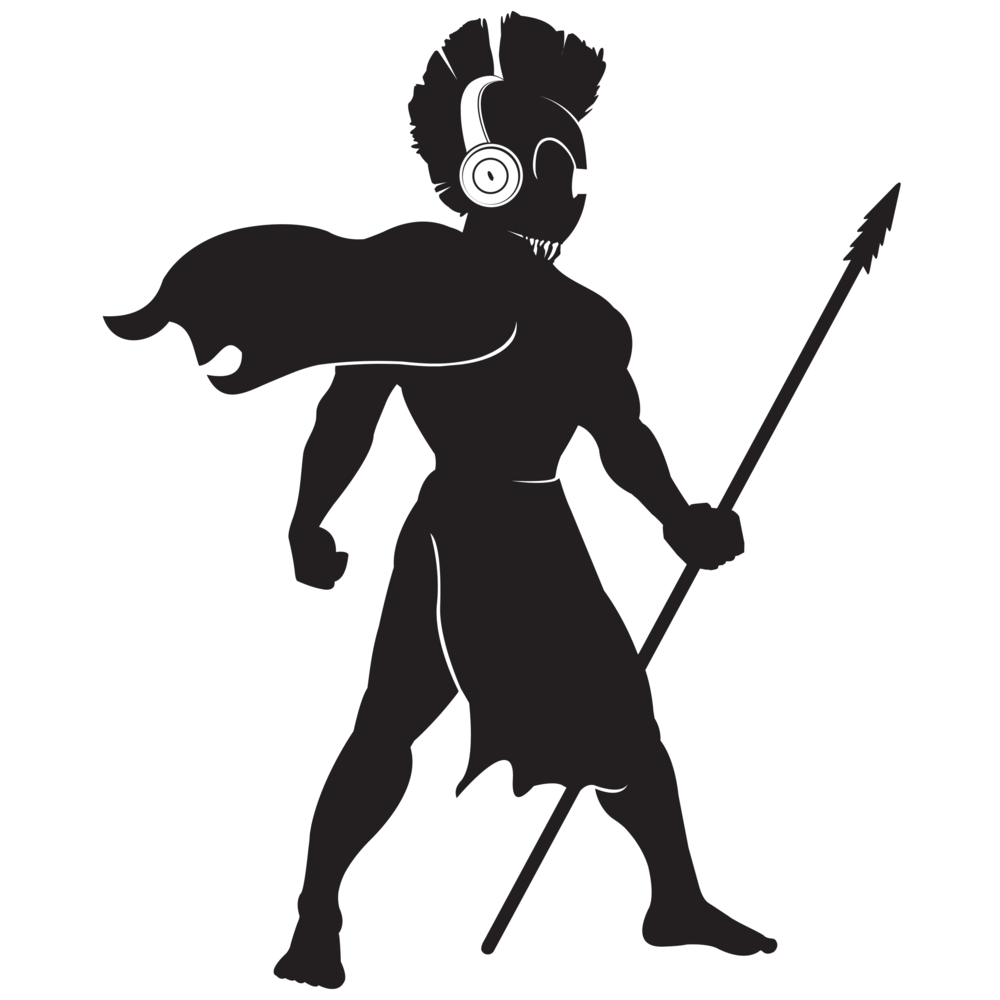 Warrior clipart island warrior. Heir