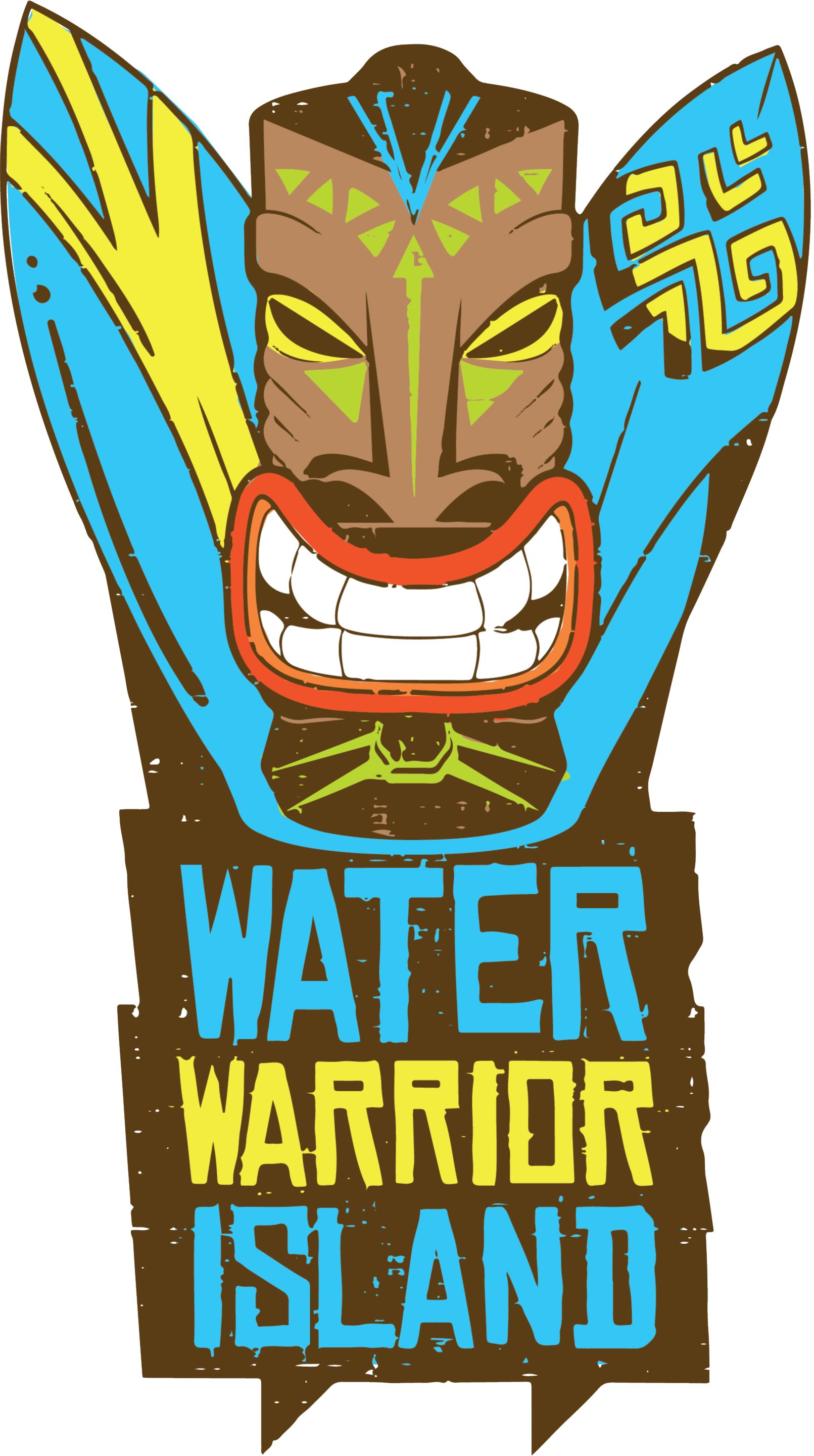 Warrior clipart island warrior. Water exhilarating summer fun
