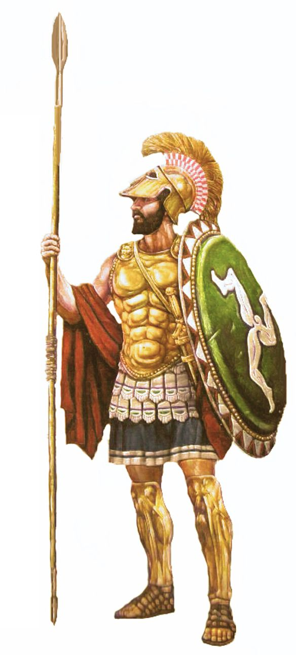 Warrior clipart soldier athenian. Best images on
