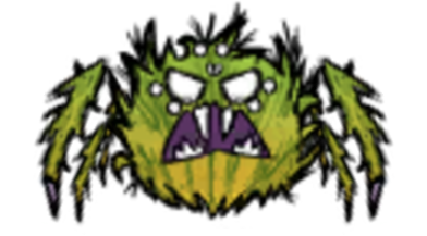 Spider don t starve. Warrior clipart tactical transparent stock