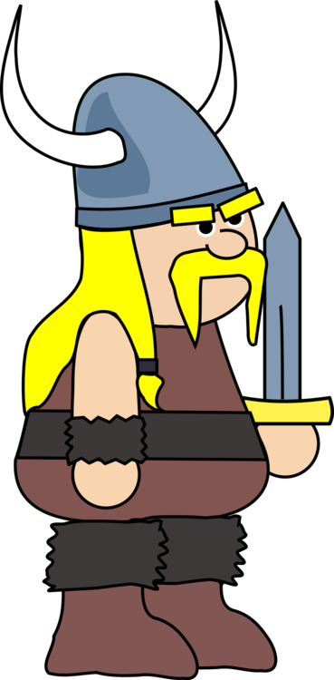 Ships horned helmet drawing. Warrior clipart viking man graphic royalty free library