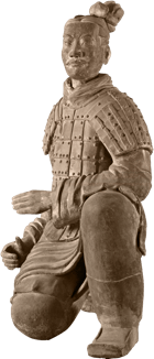 China s first emperor. Warrior clipart warrior chinese clipart transparent stock