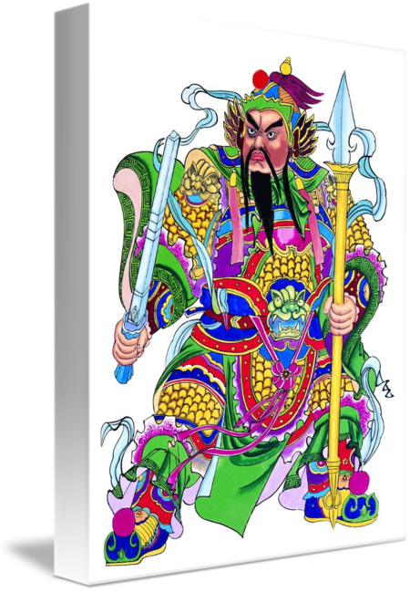 God by artloversonline . Warrior clipart warrior chinese transparent library