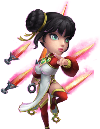 Download woman castle clash. Warrior clipart warrior chinese graphic transparent stock