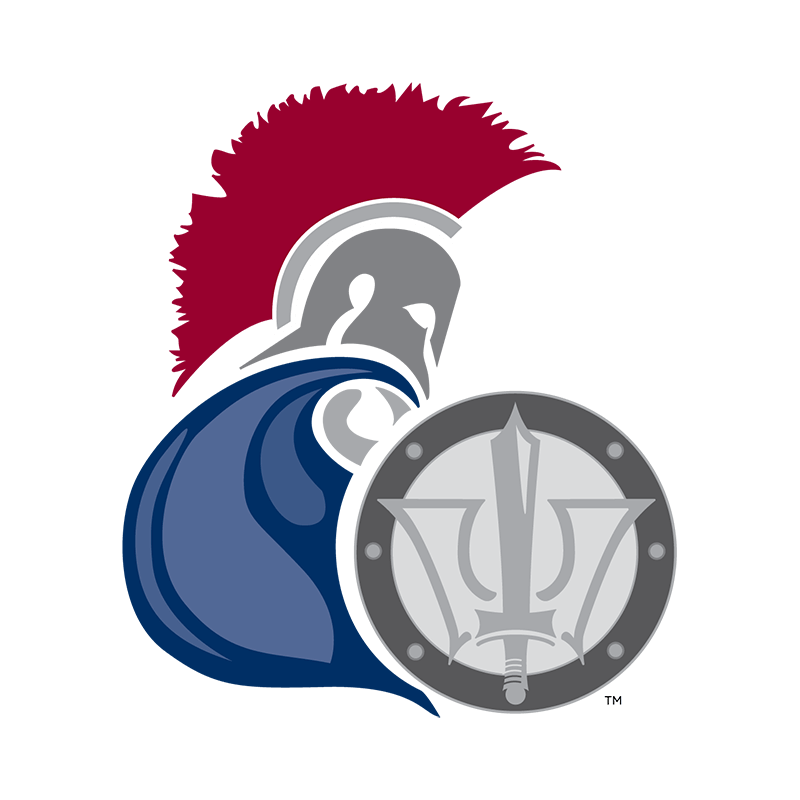 Warrior mascot png. Tamuct icon color logo