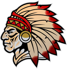 Warrior mascot png. Lacrosse and logo decals