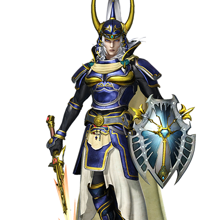 Warrior of light png. Dissidia final fantasy nt