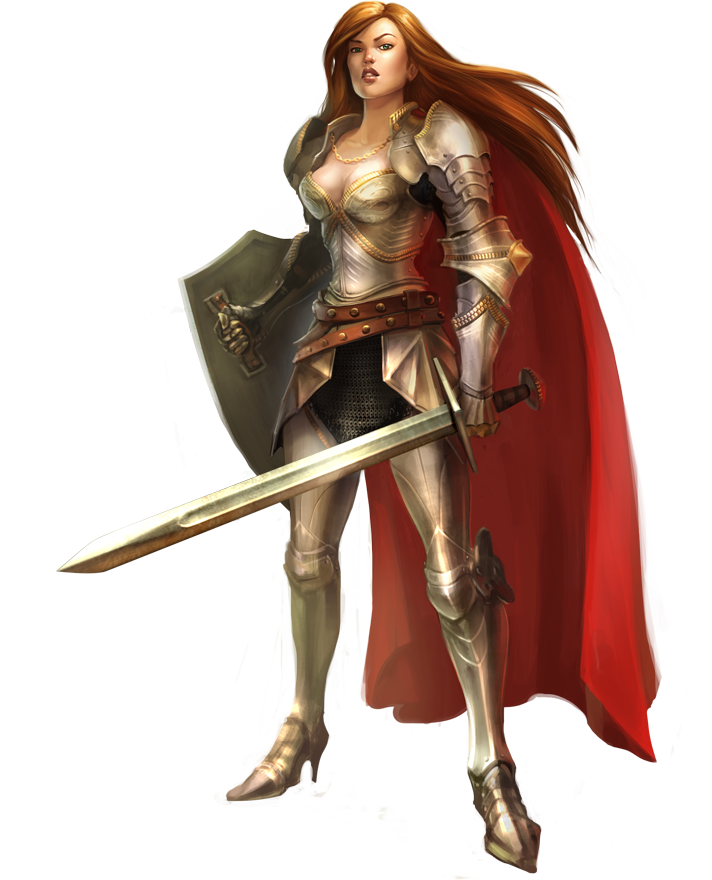 Warrior png transparent. Woman image mart