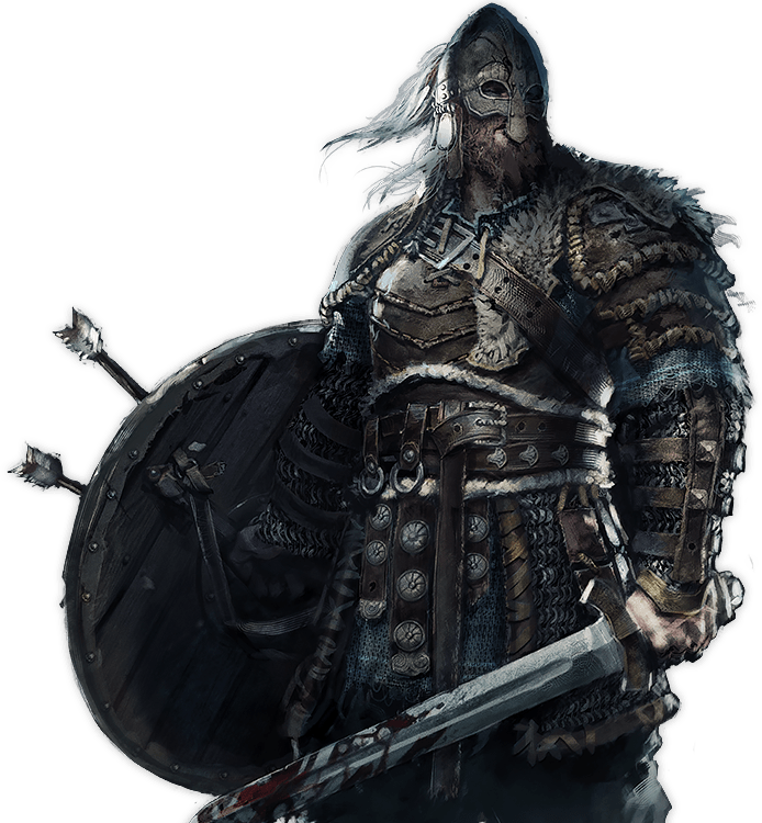 Warrior png transparent. Viking stickpng