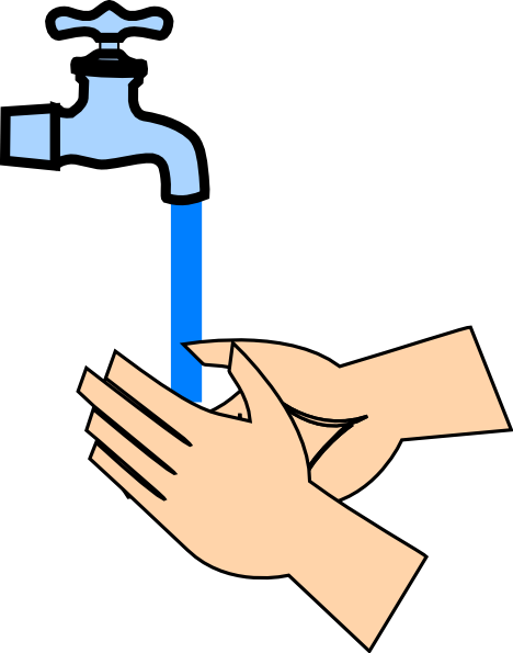Wash clipart dirty hand. Free washing hands cliparts