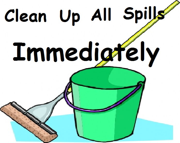 Washing clipart lab safety. En experiment laboratory manual