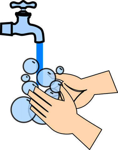 Washing clipart uses water. Lab news this second