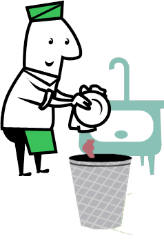 Washing clipart uses water. Conservation in the kitchen