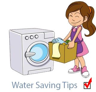 Washing clipart uses water. Use you dishwasher and