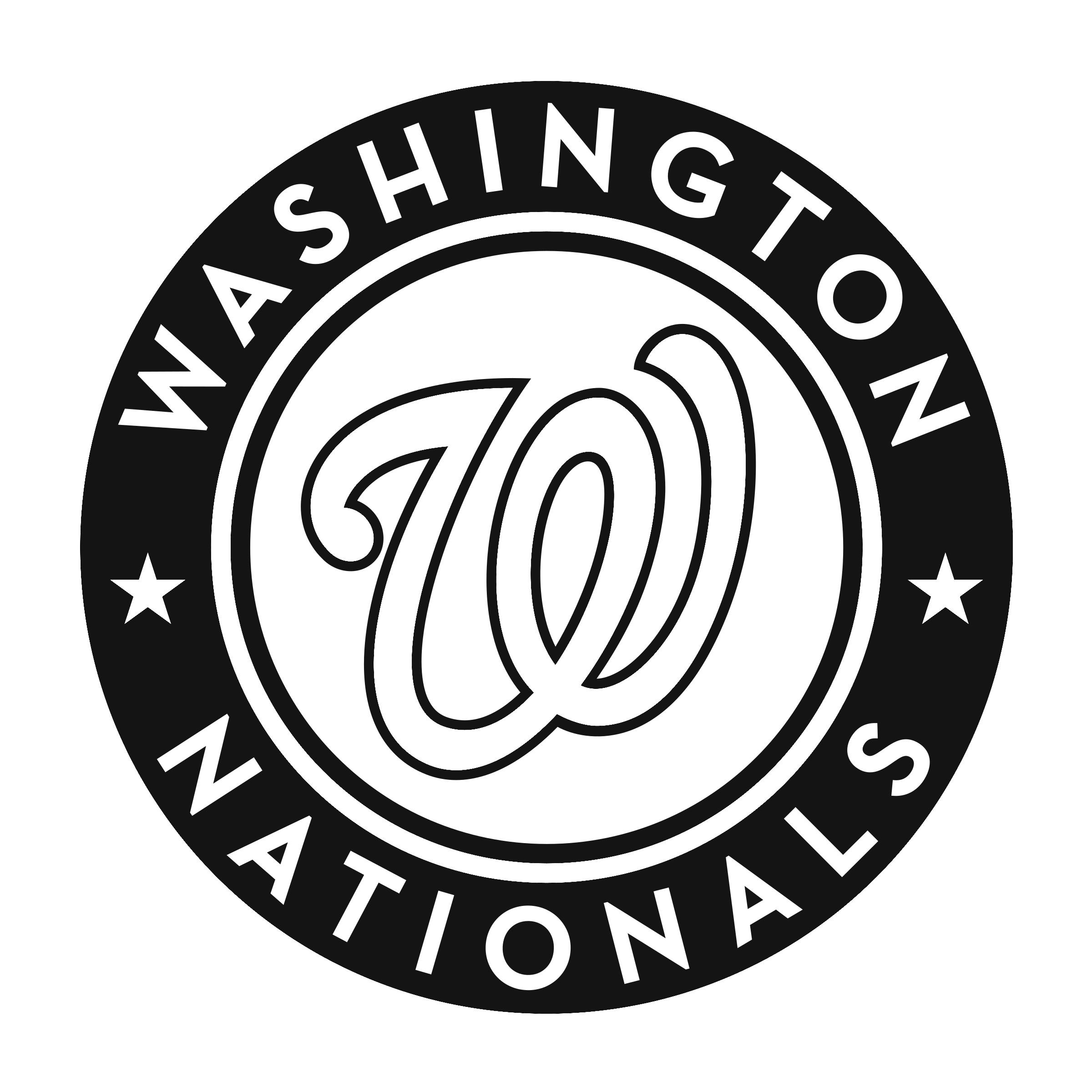Washington nationals logo png. Transparent svg vector freebie