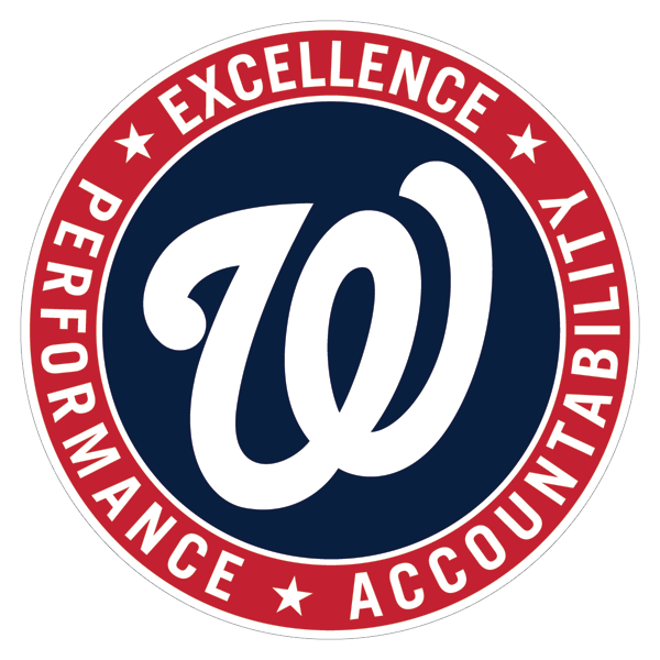 Washington nationals logo png. Careers welcome com team