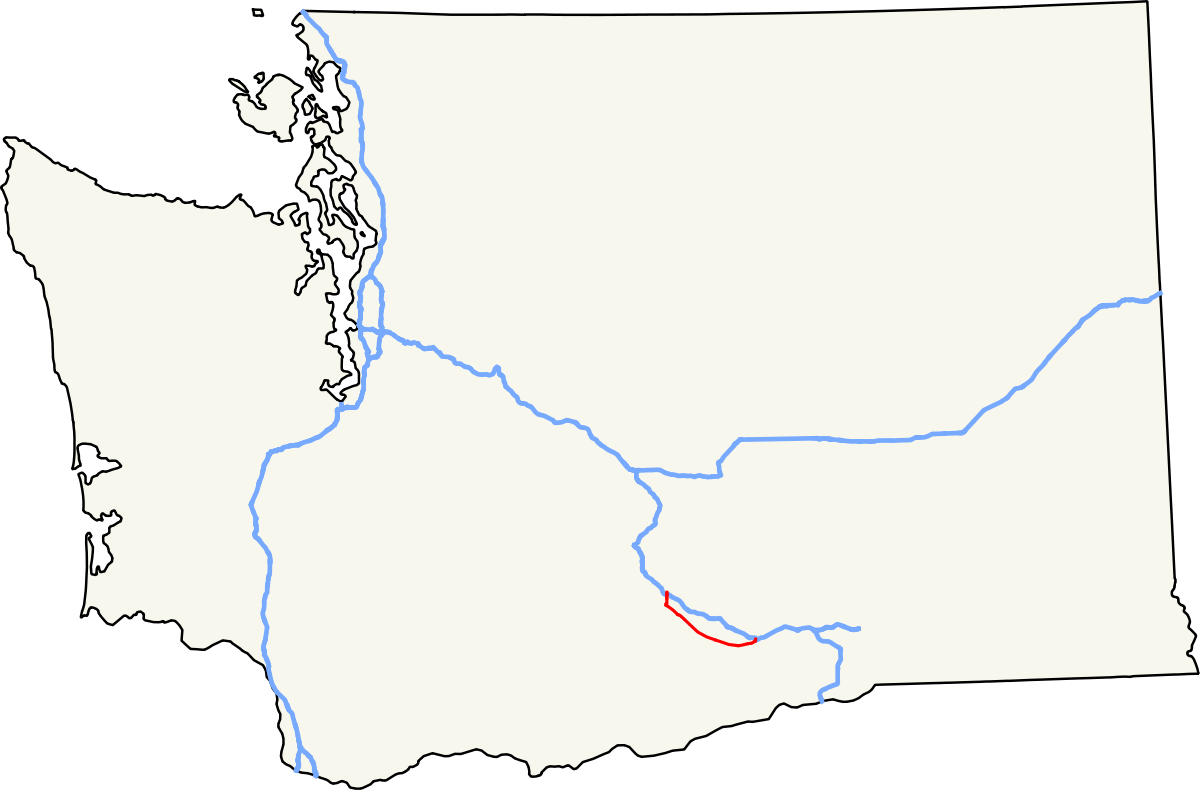 Washington state outline png. Route wikipedia